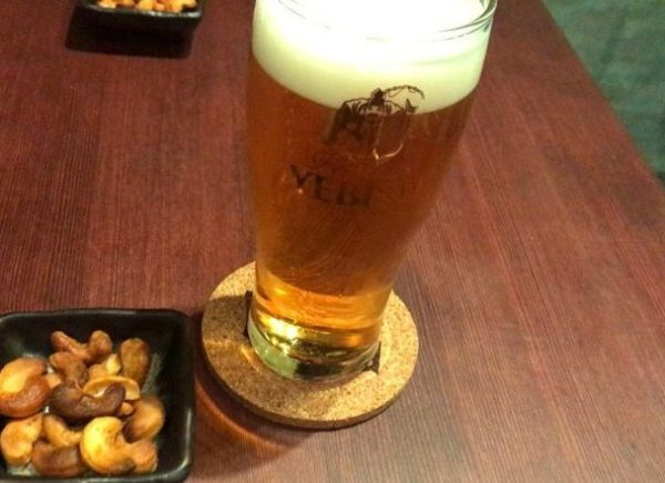 Indian Cuisine & Bar Kagura(インディアンキュイジーヌ&バー カグラ) ビールはエビス