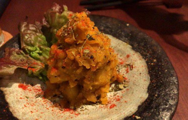 Indian Cuisine & Bar Kagura(インディアンキュイジーヌ&バー カグラ) ポテトサラダ