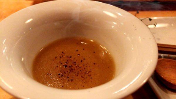 新玉ねぎスープ
