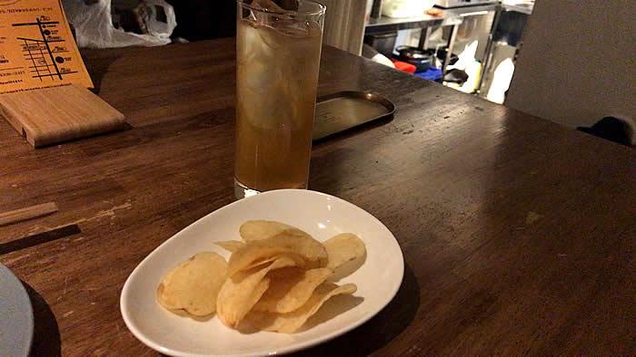 SmokySpice(スモーキースパイス)燻製ポテトチップス