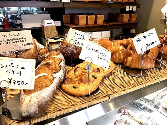 ブルーデル(bruder)のパン