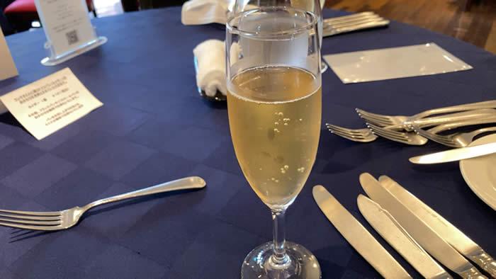 ツァ・ディーレのノンアルコールスパークリングワイン